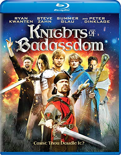 Knights of Badassdom [Blu-ray] DVD