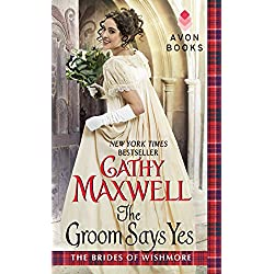 The Groom Says Yes (Brides of Wishmore Book 3)