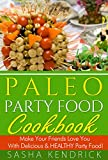 Free Kindle Book : Paleo Big Game Cookbook: Quick and Simple Gluten-Free Party Recipes For A Win!