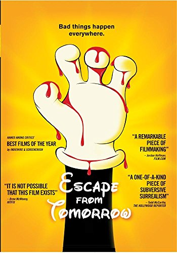 Escape From Tomorrow cover