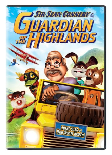Guardian of the Highlands DVD