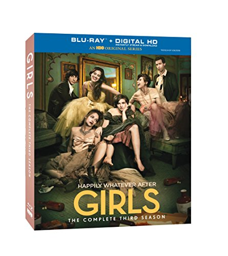 Girls: Season 3  DVD