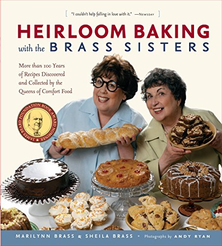 Book Heirloom Baking with the Brass Sisters