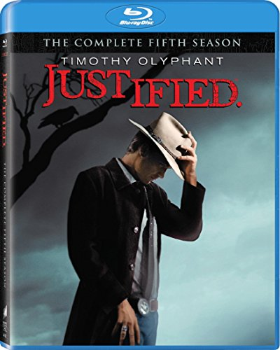 Justified: Season 5 [Blu-ray] DVD