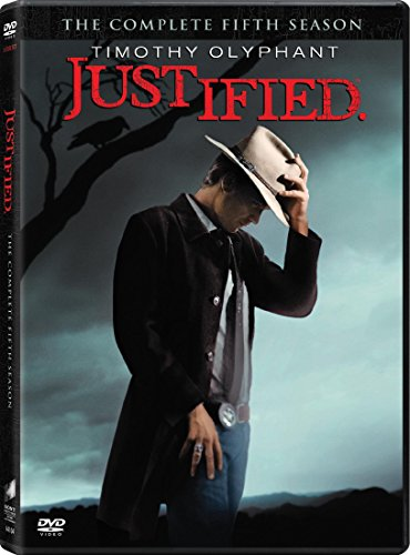 Justified: Season 5 DVD