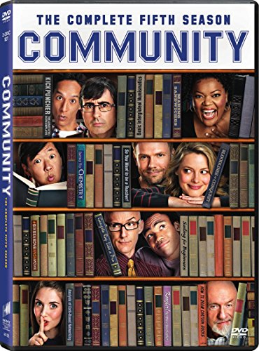 Community: Season 5 DVD