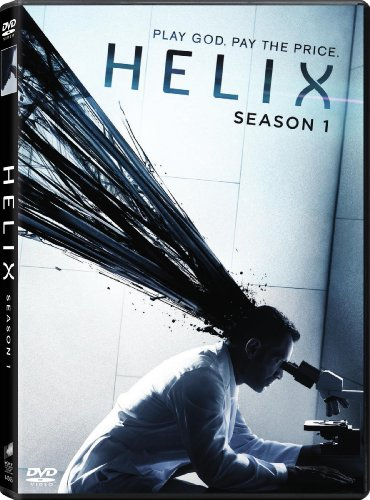 Helix: Season 1 DVD