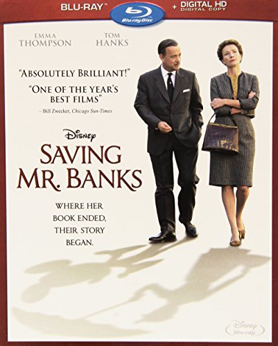 Saving Mr. Banks  DVD