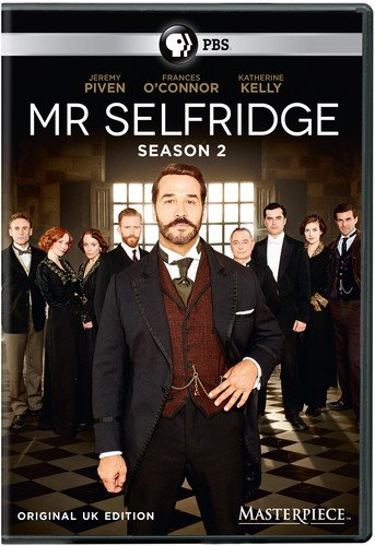 Masterpiece: Mr. Selfridge Season 2 DVD