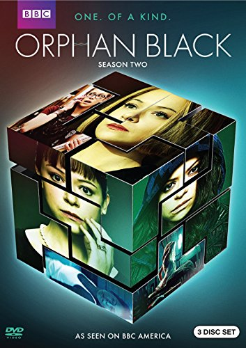 Orphan Black: Season 2 DVD