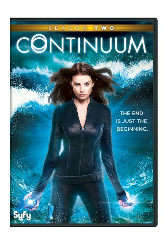 Continuum: Season Two DVD