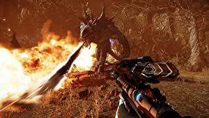 Screenshot: Evolve