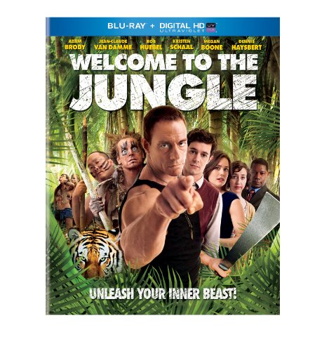 Welcome to the Jungle [Blu-ray] DVD
