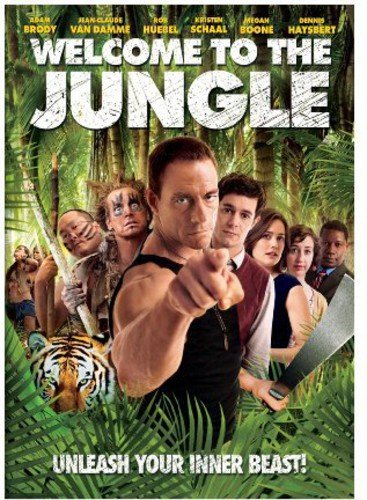 Welcome to the Jungle DVD