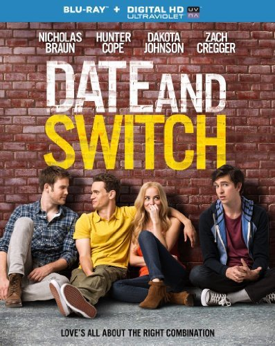 Date & Switch [Blu-ray] DVD