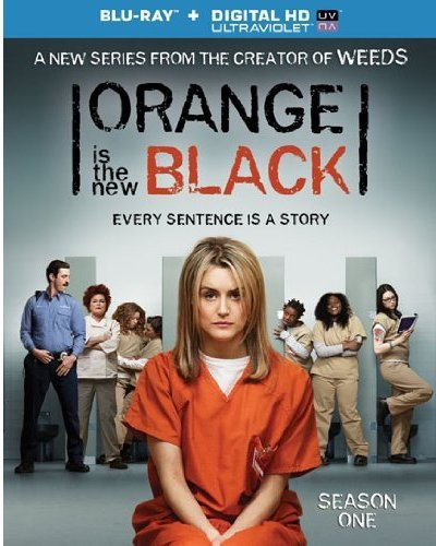 Orange Is the New Black [Blu-ray] DVD