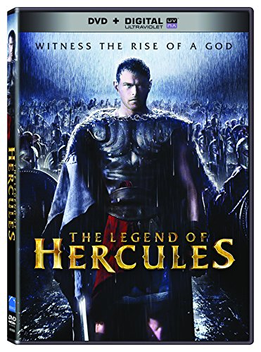 Hercules the Legend Begins DVD