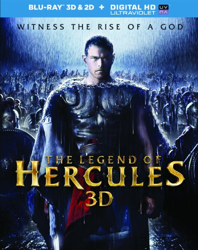 Hercules the Legend Begins [Blu-ray] DVD