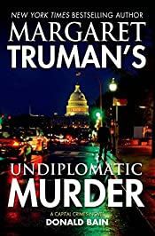 Undiplomatic Murder by Donald Bain