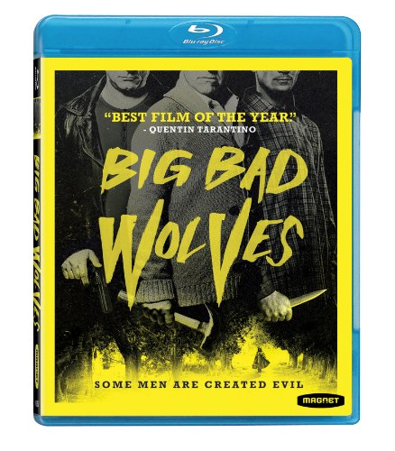 Big Bad Wolves [Blu-ray] DVD