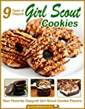 Free eBook - 9 Types of Copycat Girl Scout Cookies