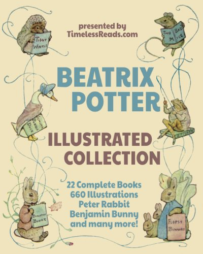 Book Beatrix Potter 22 in 1