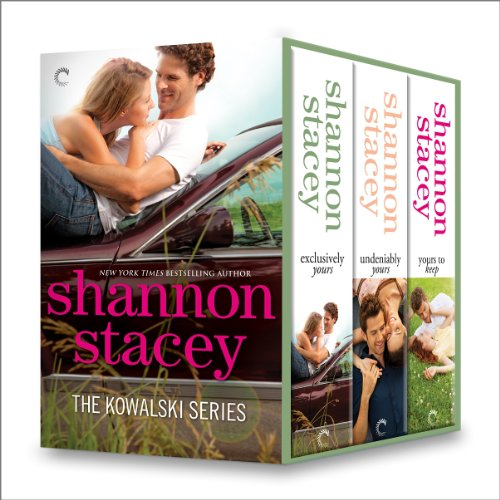 Book Kowalski Series Bundle 1