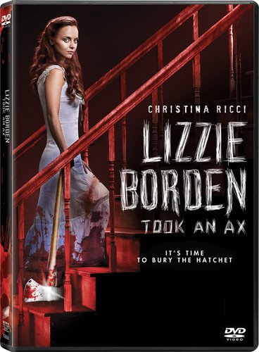Lizzie Borden Took an Ax DVD
