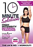 Product Image of 10 Minute Solution: High Intensity Interval Training [DVD]