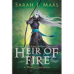 Heir of Fire (Throne of Glass series Book 3)