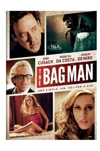 The Bag Man DVD