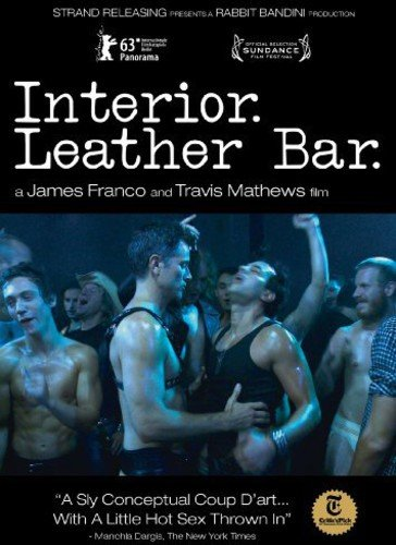 Interior. Leather Bar. DVD