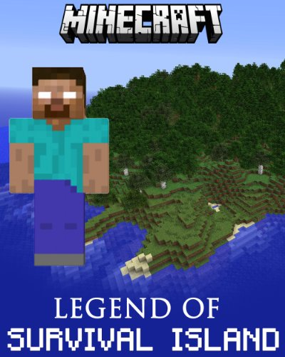View Legend of Survival Island: A Minecraft Novel Ft. Herobrine (Based on True Story) on Amazon