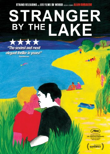 Stranger By The Lake DVD