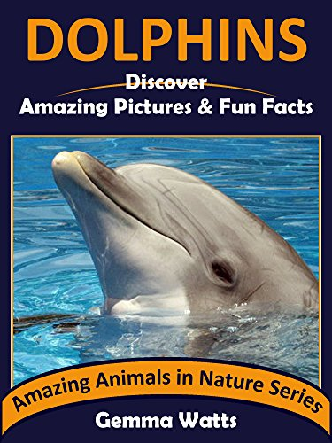 Discover The Book : DOLPHINS! Kids Book About Dolphins ... - photo#6