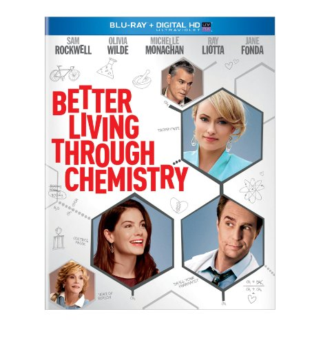 Better Living Through Chemistry [Blu-ray] DVD