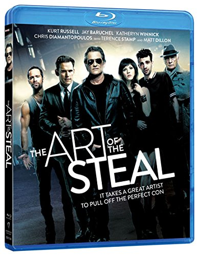 The Art of the Steal [Blu-ray] DVD