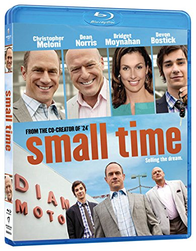 Small Time [Blu-ray] DVD