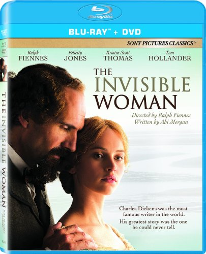 The Invisible Woman [Blu-ray] DVD