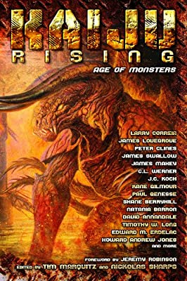 BOOK REVIEW: Kaiju Rising edited by Nick Sharps and Tim Marquitz