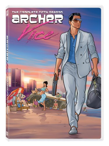 Archer: Season 5 DVD