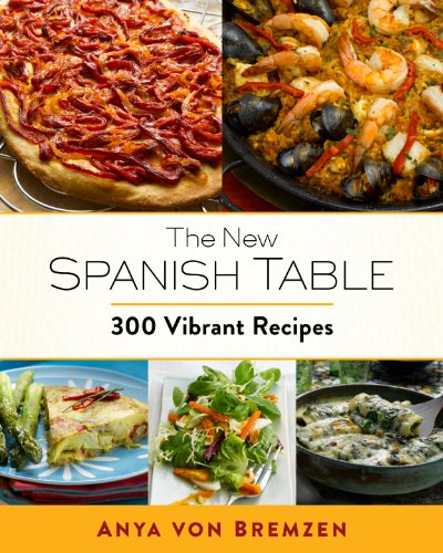 Book The New Spanish Table