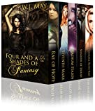 Free eBook - Four and a Half Shades of Fantasy Anthology