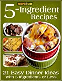 Free eBook - 5 Ingredient Recipes