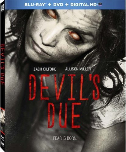Devil's Due [Blu-ray] DVD