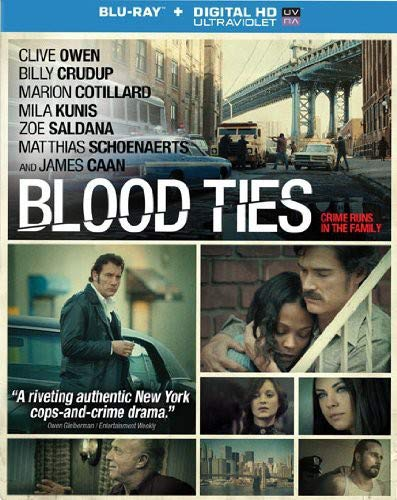 Blood Ties [Blu-ray] DVD