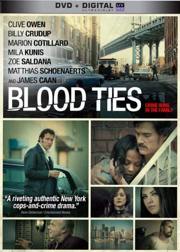 Blood Ties DVD