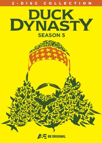 Duck Dynasty: Season 5 DVD