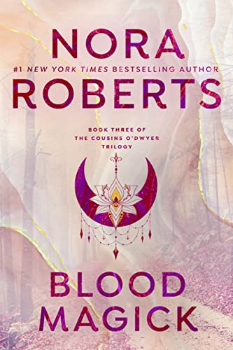 Books on Sale: Blood Magick by Nora Roberts & More