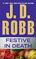 Book Cover: Festive in Death by J D Robb